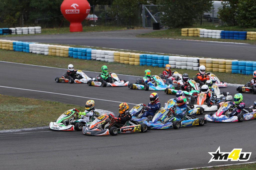 Tarnowscy zawodnicy kartingowi na kolejnych zawodach
